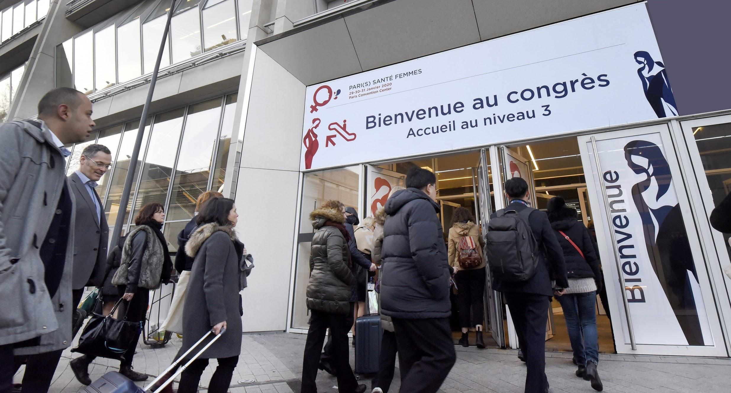 Paris Santé Femmes 2022, c'est parti !